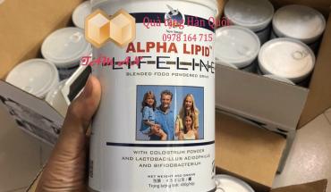 sữa non alphalipid