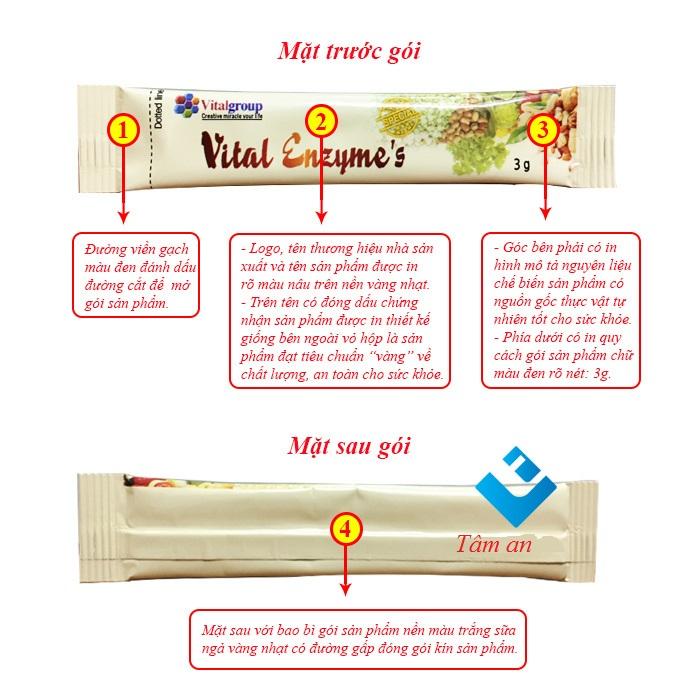 Vital enzyme