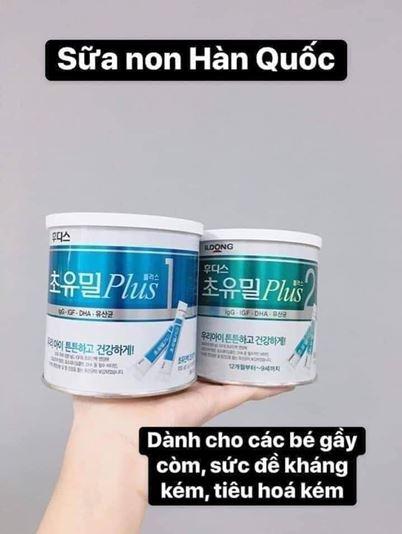 Sữa non Ildong