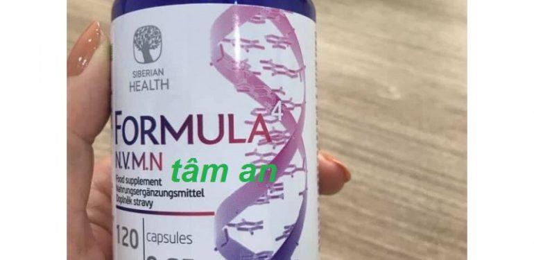 formula 4 giá tốt nhất