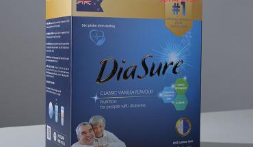 diasure sữa non tiểu đường