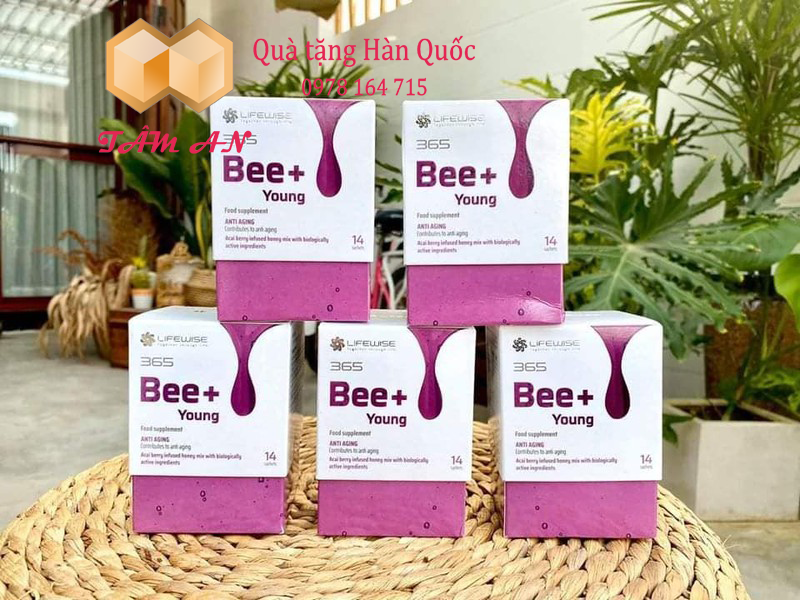 sản phẩm bee young