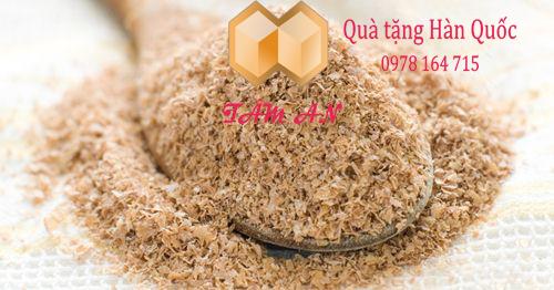 Cám gạo trong bios life